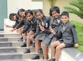 Kovai Vidyashram-World Class CBSE School.